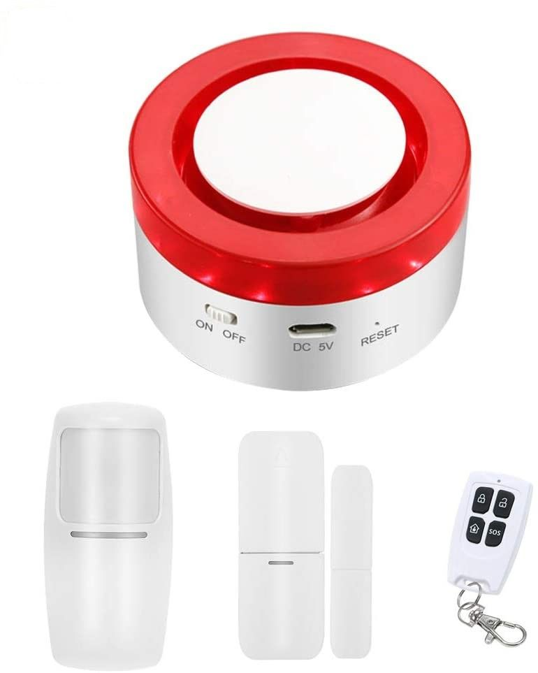 kit de alarma wifi verialar