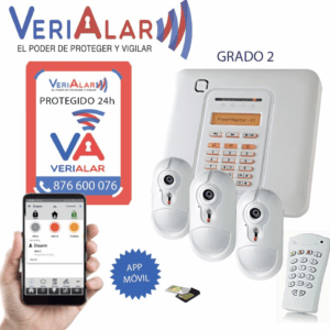 Conjunto Videoverificación 3 Detectores