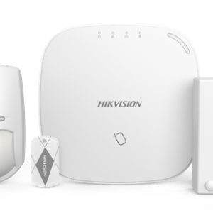 hikvision wireless control panel kit