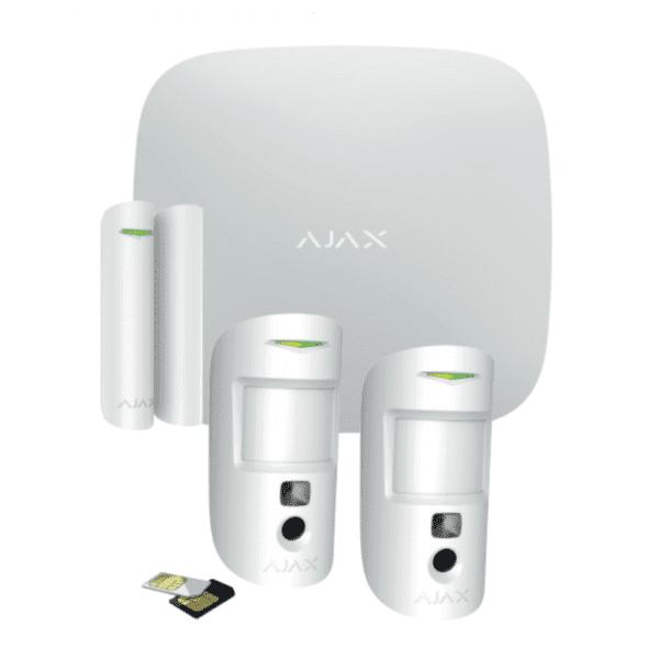conjunto de detectores ajax