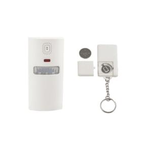 alarma con sensor infrarrojos